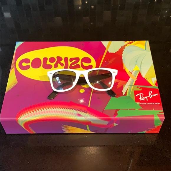 78277f602ded1 Ray-Ban Colorize Wayfarer customize kit